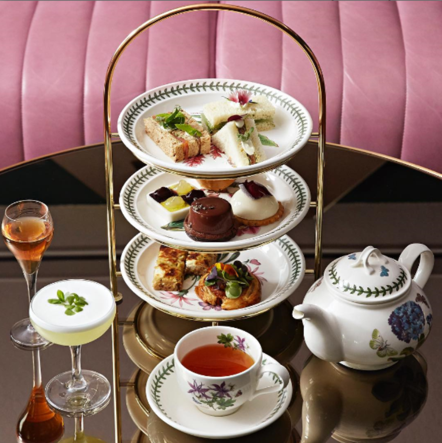 Afternoon Tea With A Twist