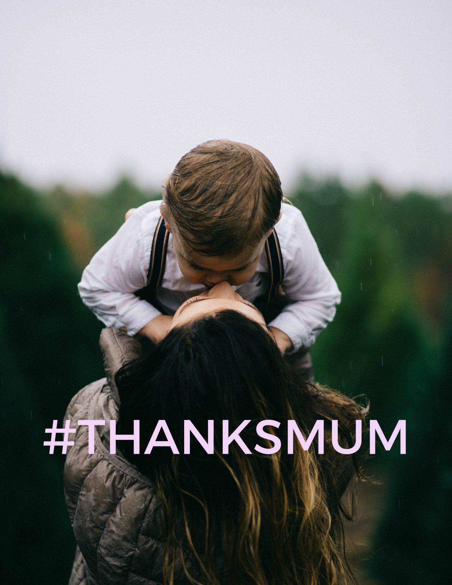 Celebrating Mother's Day with #ThanksMum