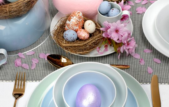 Eggcellent Easter Table Ideas