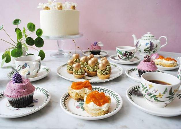 Afternoon Tea Week - Botanic Garden Collection