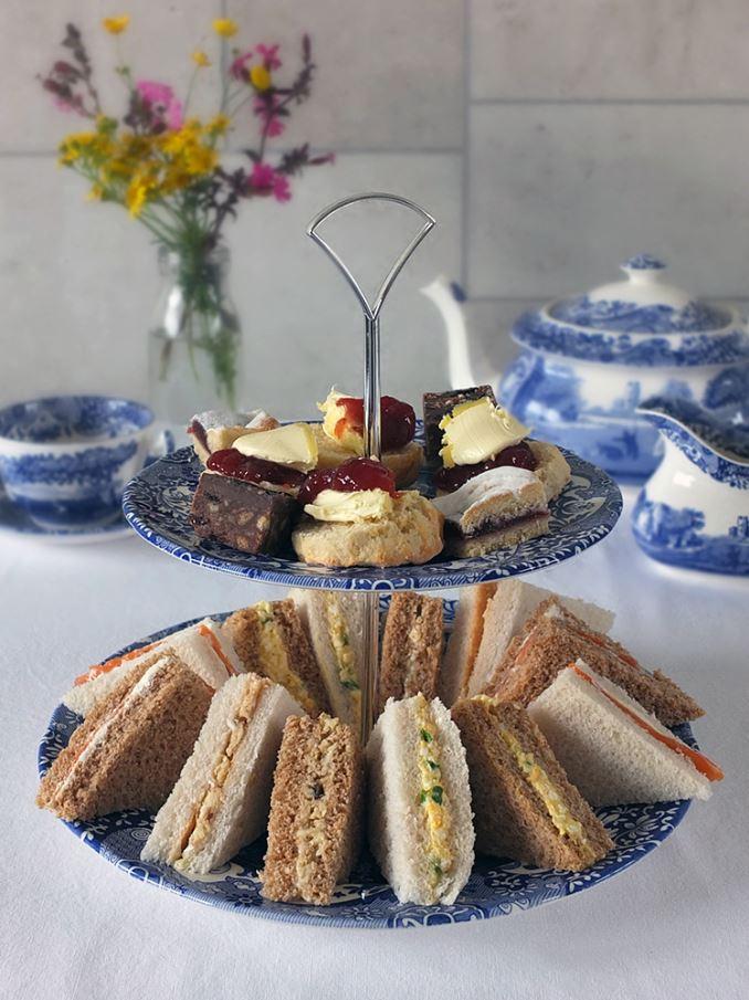 Afternoon Tea Week - Spode Blue Italian Tableware