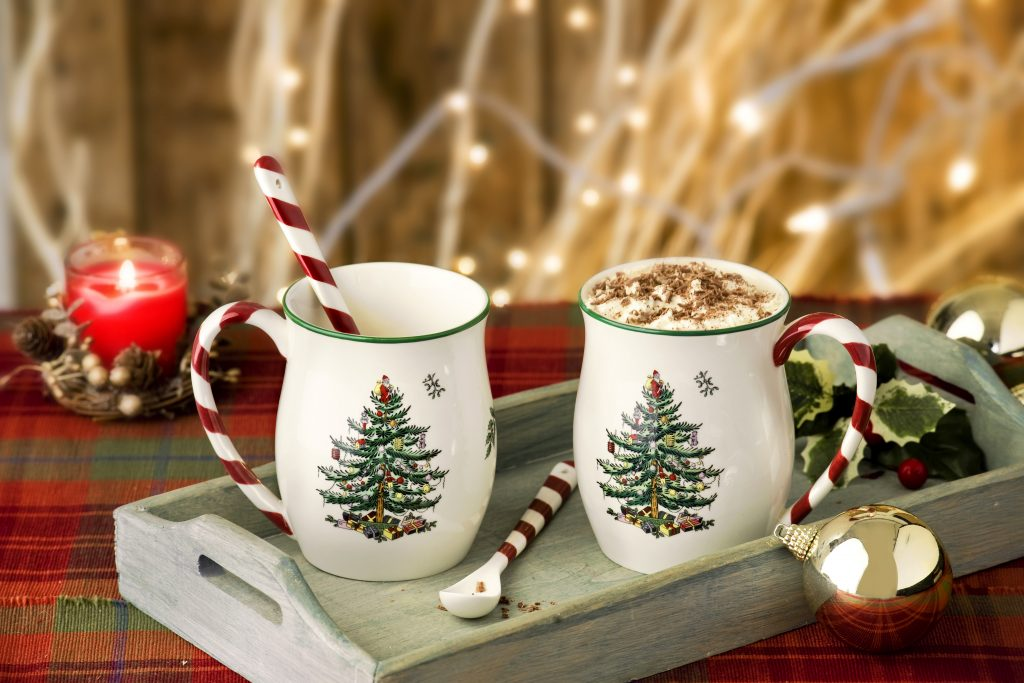 Spode Christmas Tree Stoneware Material - Tableware Guide
