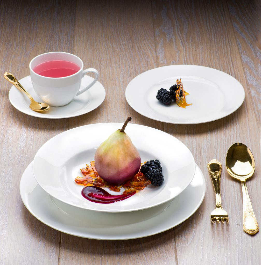 Royal Worcester's Serendipity Fine Bone China Collection - Tableware Guide