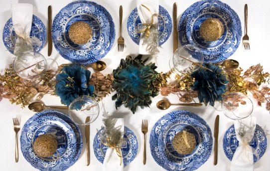 A Blue Italian Christmas