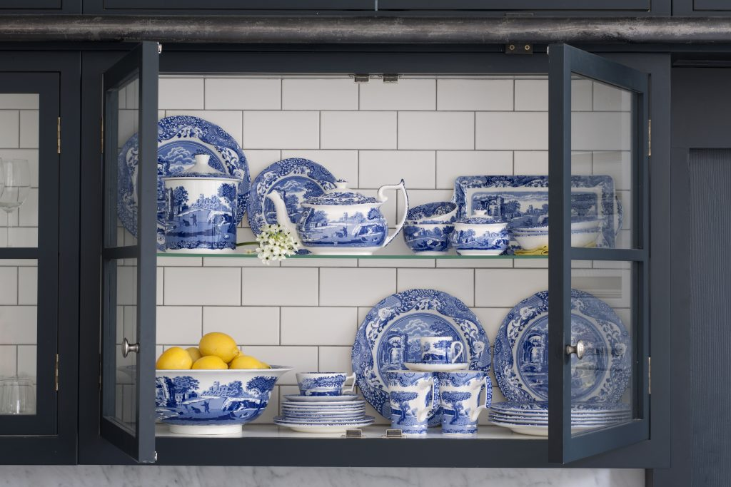 Spode's Blue Italian Collection - dinnerware sets