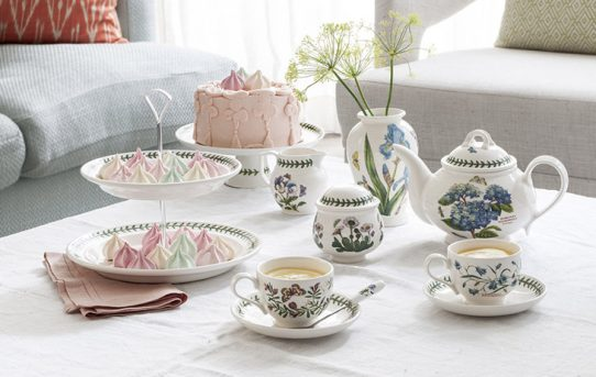 Setting the Perfect Afternoon Tea