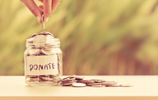 ways to donate to charity
