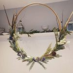 How to Make a Hanging Wreath